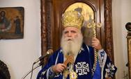 Κορωνοϊός: Συνελήφθη ο Μητροπολίτης Κυθήρων Σεραφείμ - Τέλεσε κανονικά τη λειτουργία