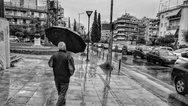 Καιρός: Βροχές και καταιγίδες μέχρι την Τετάρτη