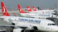 Τουρκία: Καθηλωμένο το 85% των επιβατικών αεροπλάνων των Turkish Airlines