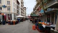 Πάτρα: Με λιγοστό κόσμο και νέες συνήθειες η λαϊκή αγορά της Βουδ