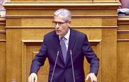 Ο Άγγελος Τσιγκρής φέρνει στη Βουλή τα μέτρα προστασίας των αστυνομικών από τον κορωνοϊό