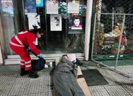 Ο Ελληνικός Ερυθρός Σταυρός σταθερά στο πλευρό των αστέγων