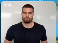 Γιώργος Μπόγρης από Ισπανία: 'Το πρόστιμο αν βγούμε είναι 3.000 ευρώ' (video)