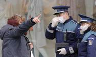 Ρουμανία: Πρόστιμα 1,54 εκατ. ευρώ από την απαγόρευση κυκλοφορίας