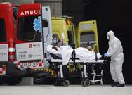 Κορωνοϊός: Αύξηση - σοκ των νεκρών στην Ισπανία