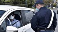Δυτική Ελλάδα - Πρόστιμα σε 27 πολίτες που «έσπασαν» σήμερα την καραντίνα