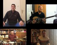 'Καράβια βγήκαν στη στεριά' - Η πατρινή μπάντα Μεν & Δε(ν) σε μια διαδικτυακή επανεκτέλεση (video)