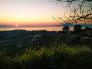 Ηλιοβασιλέματα του Μάρτη από τα περίχωρα της Πάτρας (φωτο)