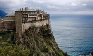 Κορωνοϊός - Διεγνώσθη θετικός ένας μοναχός στο Άγιο Όρος