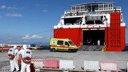 Κορωνοϊός: Στο Λαϊκό μεταφέρθηκαν οι δύο ναυτικοί του «Θεολόγος»