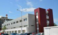 Πάτρα: Το κοντέινερ και τα μέτρα προστασίας στο νοσοκομείο του Αγίου Ανδρέα για τον κορωνοϊό