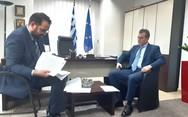 Δυτ. Ελλάδα: Την απορρόφηση της τοπικής αγροτικής παραγωγής προς όφελος των ευάλωτων ομάδων προτείνει ο Νεκτάριος Φαρμάκης