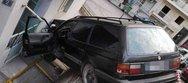 Πάτρα: 'Μπούκαρε' με το αυτοκίνητο σε σπίτι