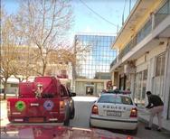 Δήμος Δυτ. Αχαΐας: Αστυνομία και Πολιτική Προστασία στους δρόμους για την διαφύλαξη της δημόσιας υγείας