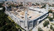 Στο φουλ τα έργα υπογειοποίησης για το νέο γήπεδο της ΑΕΚ