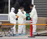 684 νεκροί σε μία ημέρα από τον κορωνοϊό στη Βρετανία