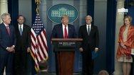 Τραμπ: Θα έχουμε πολλούς νεκρούς τις επόμενες εβδομάδες
