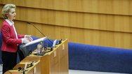 Ούρσουλα φον ντερ Λάιεν: Δεν είναι ώρα για ημίμετρα απέναντι στον κορωνοϊό