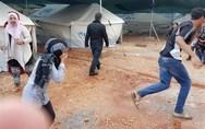 Κορωνοϊός - Κλιμάκιο του ΕΟΔΥ στη δομή μεταναστών στη Μαλακάσα