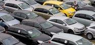 Πρωτοφανής μείωση στις πωλήσεις αυτοκινήτων σε Ην. Βασίλειο, Γαλλία και Ιταλία