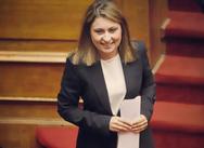 Χριστίνα Αλεξοπούλου: 'Επειδή η ζωή συνεχίζεται, δεν υπάρχει χρόνος για εφησυχασμό'