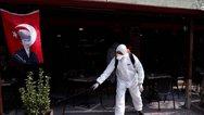 Guardian: Η Τουρκία παρουσιάζει τον ταχύτερα αυξανόμενο ρυθμό κρουσμάτων κορωνοϊού στον κόσμο