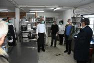 Πάτρα: O Kώστας Πελετίδης στα μαγειρεία του ΚΟΔΗΠ στην Πλαζ (pics+video)