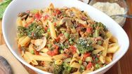 Λαχταριστή pasta primavera για όλη την οικογένεια!