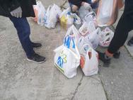 Πάτρα: Η Κίνηση συνεχίζει την διανομή τροφίμων και ειδών πρώτης ανάγκης