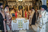Ξεκάθαρος ο Μητροπολίτης Ναυπάκτου: 'Κλειστές οι εκκλησίες τις ημέρες της Μεγάλης Εβδομάδας'