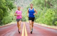 Κορωνοϊός - Γιατί είναι πιο ασφαλές να τρέχεις δίπλα σε κάποιον (video)