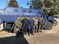 Επικεφαλής της Frontex: 'Θα παραμείνουμε στον Έβρο όσο χρειαστεί'