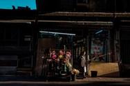 Covid-19: Εικόνες από το επίκεντρο της πανδημίας στη Νέα Υόρκη