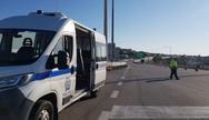 Aχαΐα: Στήθηκαν μπλόκα της Τροχαίας σε Εθνικές, διόδια και Γέφυρα Ρίου-Αντιρρίου