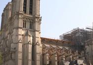 Η Παναγία των Παρισίων άνοιξε ξανά (video)