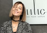 Η Κατερίνα Παπουτσάκη έβαψε μόνη τα μαλλιά της