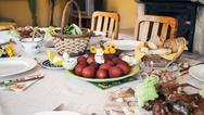Αχαΐα: Πάσχα στην πόλη, το αρνάκι στο φούρνο και όχι στη σούβλα