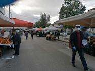 Δήμος Πατρέων: 'Μεγάλη προσοχή στις λαϊκές και την Μεγάλη Εβδομάδα'