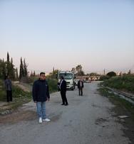 Ριγανόκαμπος: Παρουσία του Δημάρχου Πατρέων διεξήχθησαν οι εργασίες απολύμανσης στον καταυλισμό των Ρομά