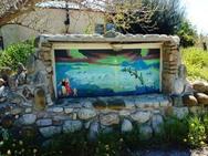 Ο Πατραϊκός κόλπος 'κλείστηκε' σε μια μικρή τοιχογραφία!