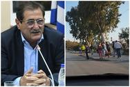 Πάτρα: O Κώστας Πελετίδης ζητά να παρθούν μέτρα περιορισμού κυκλοφορίας στην Ηρώων Πολυτεχνείου