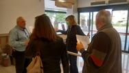 Πάτρα - Η Βίβιαν Σαμούρη πραγματοποιεί περιοδεία σε όλα τα μεγάλα σούπερ μάρκετ της πόλης