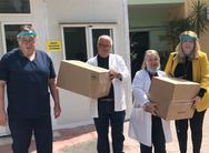 Πάτρα: O Ιατρικός Σύλλογος προέβη σε αγορά 2.000 ασπίδων προστασίας προσώπου