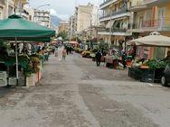 Πάτρα - Τοποθετήθηκαν χημικές τουαλέτες στις λαϊκές αγορές
