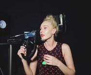 Η Τάμτα μετέτρεψε το σπίτι της σε στούντιο ηχογράφησης! (φωτο)