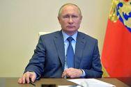 Πούτιν: Η Ρωσία δεν έχει φτάσει στην κορύφωση της πανδημίας του κορωνοϊού