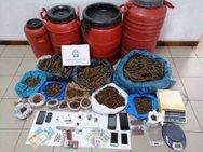 Εξαρθρώθηκε σπείρα ναρκωτικών στην Πελοπόννησο