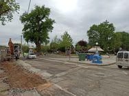 Εργοτάξιο η Λεύκα της Πάτρας - Φτιάχνουν πλατεία απέναντι από τον Άγιο Σπυρίδωνα (φωτο)