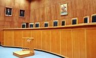 Ο πρόεδρος της Ένωσης Δικαστών και Εισαγγελέων δηλώνει αντίθετος με την παράταση του δικαστικού έτους