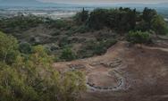 Εξερευνώντας με drone, το αρχαίο θέατρο Στράτου στην Αιτωλοακαρνανία (video)